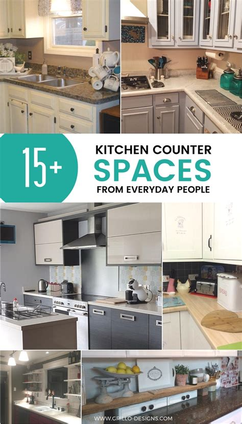 unclutter your life clearing the kitchen counter of 11 clever ways to declutter kitchen counters grillo designs