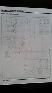 2008 Vegas Left Hand Control Wiring Diagram