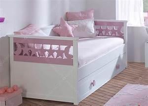 Lit Enfant Double : chambre fille design chambre gar on ksl living ~ Teatrodelosmanantiales.com Idées de Décoration