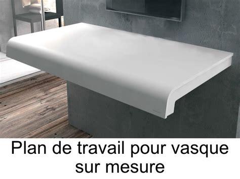 pose vasque sur plan plan de travail a carreler id 233 es de d 233 coration et de mobilier pour la conception de la maison