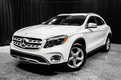 Gla250, gla250 4matic, and amg gla 45. 2018 Mercedes-Benz GLA 250 4MATIC® SUV Peoria AZ 22615639