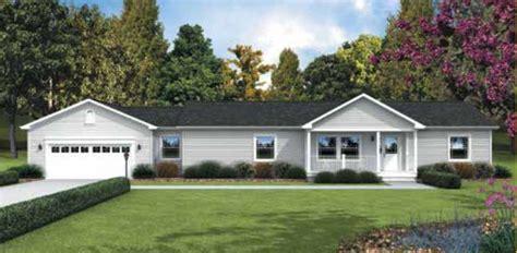 Crowne 113 Ranch Modular Home   1,680 SF   4 Bed 2 Bath
