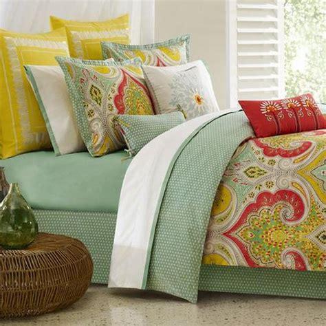 echo design jaipur 4 piece king comforter bed in a bag set