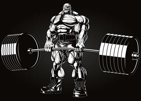 Animated Bodybuilder Wallpapers - wallpaper of bodybuilder