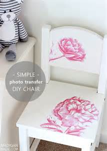 Transfer DIY Furniture Projects