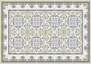 Set De Table Carreaux Ciment : tapis vinyle carreaux de ciment cr dence adh sive ciment factory ~ Melissatoandfro.com Idées de Décoration