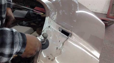 fiberglass fender repair dually chevy