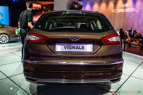 2019 Ford Mondeo Vignale by 2019 Ford Mondeo Vignale Concept Car Photos Catalog 2019