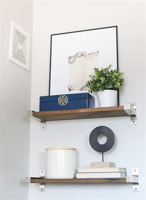 style bathroom shelves   toilet diy playbook