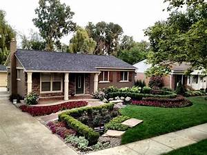 surprising and cool idea for small front yard landscaping With front yard landscaping ideas for small homes
