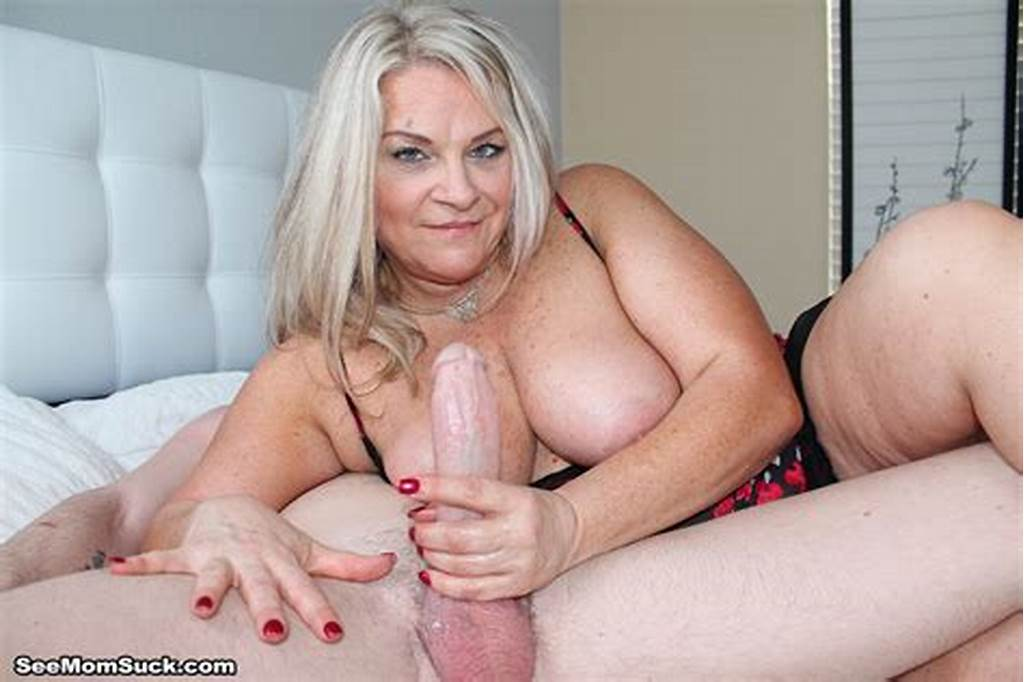 #Milf #Chloe #Pumps #And #Licks #A #Cock #Until #It #Bursts