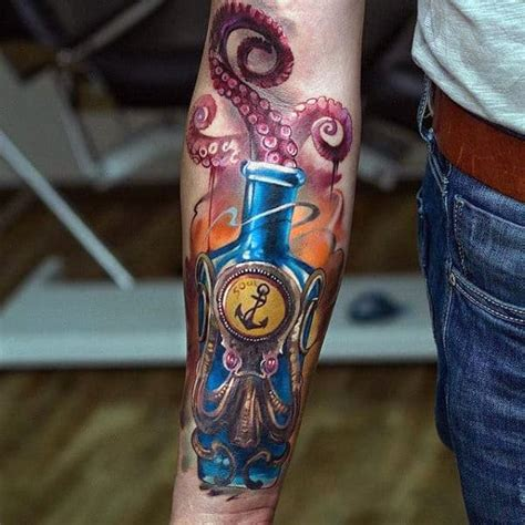 foto de 50 Bioshock Tattoo Designs For Men Video Game Ink Ideas