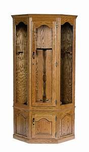 Vertical Wooden Gun Rack Plans Wood Gun Cabinet Plans Easy