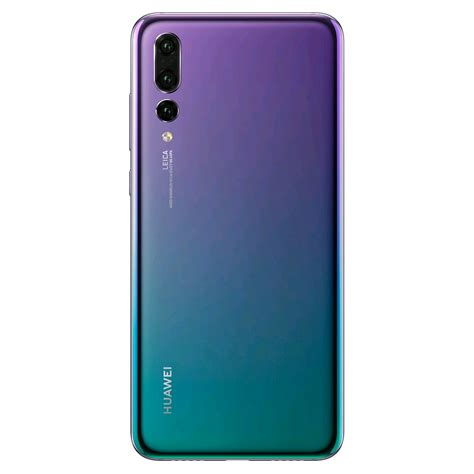 Huawei P20 Pro Single SIM CLT-L09 (128GB, Twilight ...