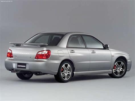 06 Subaru Wrx by Subaru Impreza Sedan Wrx Picture 06 Of 07 Rear Angle