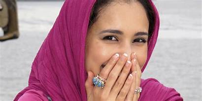Muslim Veiled Woman Hijab Veil Huffpost