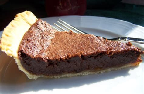 easy chocolate pie recipes simple chocolate chess pie recipe food com