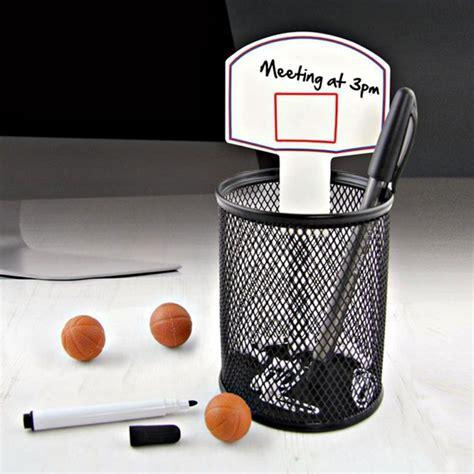 gadget de bureau kit de jeu de basketball de bureau commentseruiner