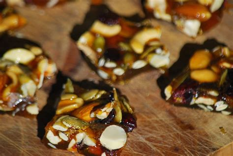 My Story In Recipes Autumn Brittle