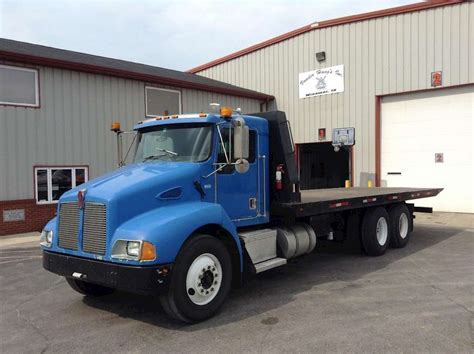 heavy duty kenworth trucks for 2001 kenworth t300 heavy duty cab chassis truck for sale