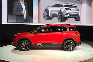 C5 Aircross Dimensions : citroen rolled out its 2018 c5 aircross in china ~ Medecine-chirurgie-esthetiques.com Avis de Voitures