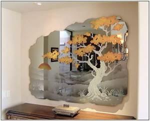 Spiegel Im Wohnzimmer : moderne spiegel 37 kreative designs ~ Michelbontemps.com Haus und Dekorationen