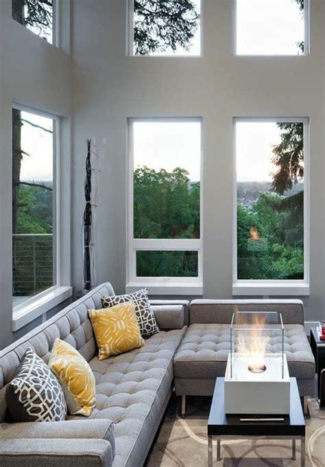 canapé sous fenetre 41 images de canapé d angle gris qui vous inspire