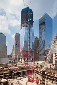 Job Goals One World Trade Center Structure Steel Institute Of New York