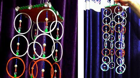 wall hanging   bangles  bangle craft youtube