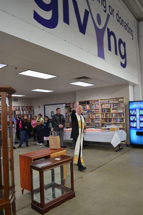 New Svdp Thrift Store Charitable Pharmacy Blessed Photos