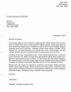 Latex Templates  U00bb Full Size Formal Letter