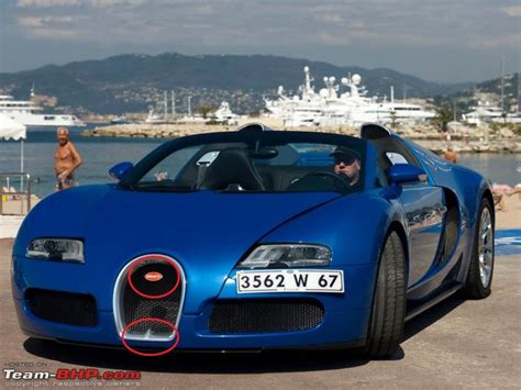 In this video you can see a bugatti doing a launch control & full throttle acceleration! Team-BHP - Bugatti Veyron In India EDIT: Official launch pics on pg 20