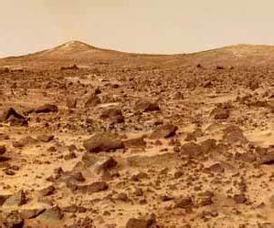 Mars Surface Characteristics (page 2) - Pics about space