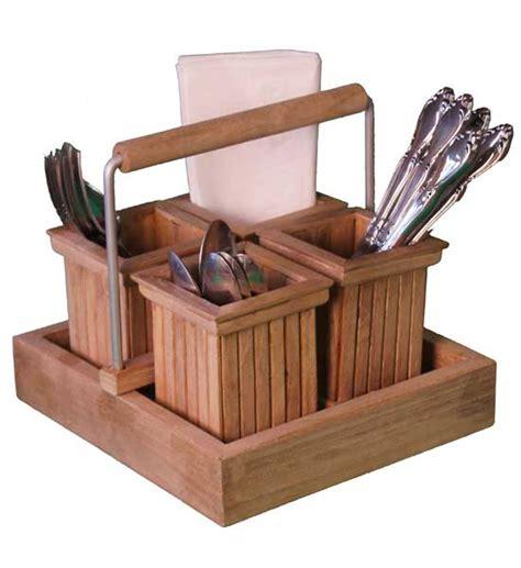 utensil rack teak  kitchen utensil holders