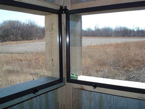 hinge window  deer hunting blinds hunting blinds