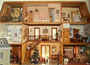 Puppenhaus Bausatz Für Erwachsene : creal puppenhaus baus tze ~ A.2002-acura-tl-radio.info Haus und Dekorationen