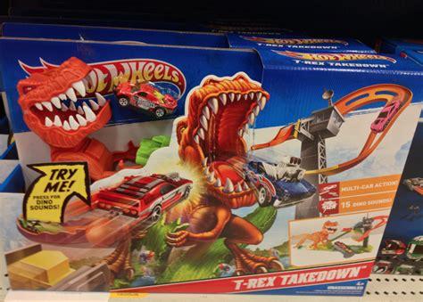 Hot Wheels T-Rex