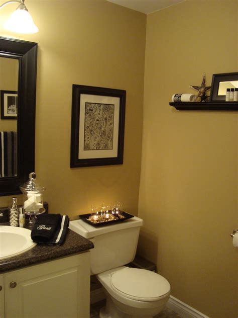 Modern Yellow Bathroom Decor by Lovely Simple Bathrooms Designs For Modern Style
