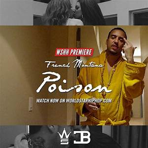 "French Montana Wears Versace Medusa Bathrobe In ""Poison ..."