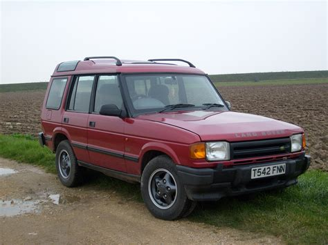 range rover land rover discovery 1999 land rover discovery information and photos momentcar