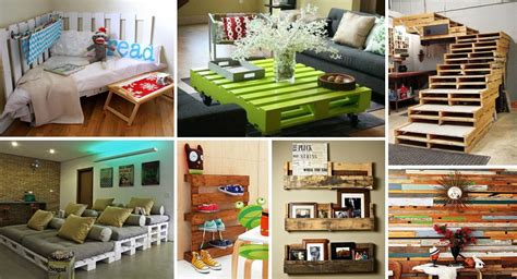 fantastic ways    reuse  wooden pallets