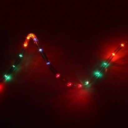 25m multi function rope light