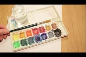 Aus Welchen Farben Mischt Man Braun : video welche farben ergeben lila so mischen sie wasserfarben richtig ~ Watch28wear.com Haus und Dekorationen