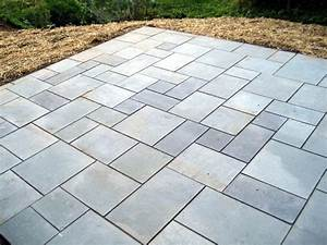 Bluestone patio pavers google search backyard oasis for Blue stone paver patio
