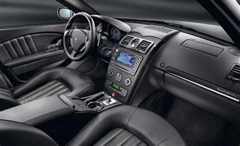 maserati sports car interior maserati quattroporte gts interior