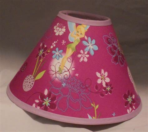 tinkerbell light shade disney tinkerbell l shade 10 sizes to choose from