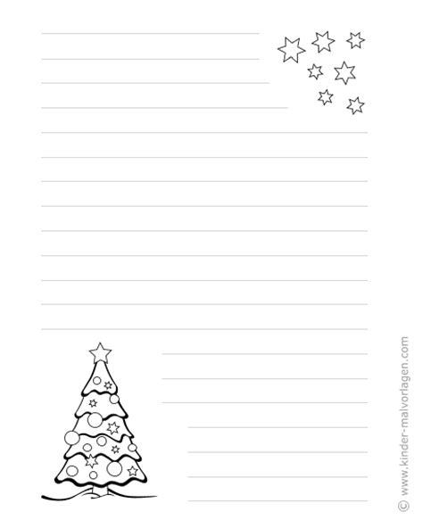 weihnachtsbriefpapier zum ausdrucken und ausmalen