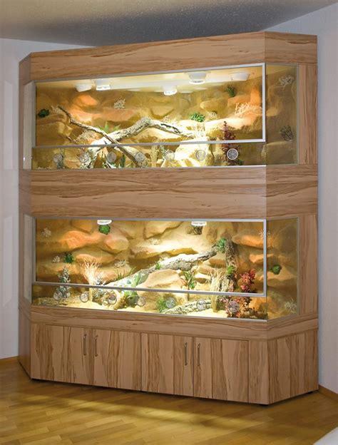 Aquarium Als Terrarium Nutzen by Doppelst 246 Ckiges Delta Terrarium Mit Traumhafte Tiefenwirkung