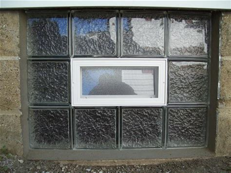 glass block window midwest windows