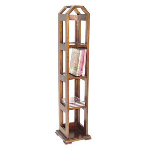 range dvd et cd en bois massif petit meuble design pour